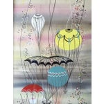Image of Andre Original Vintage 1960s Painting