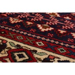 """Image of Abadeh Vintage Persian Rug - 6'9"""" X 10'3"""""""