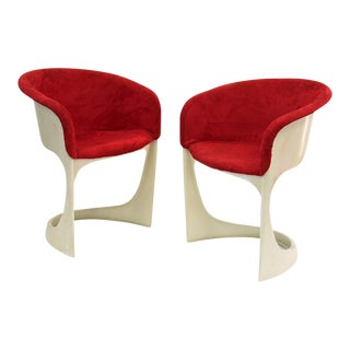 Steen Ostergaard Accent Chairs - A Pair