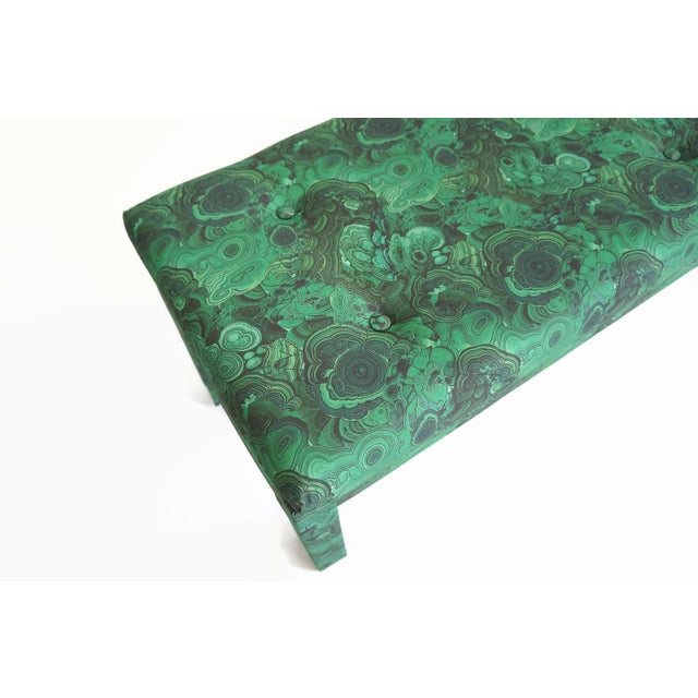 Image of Malachite Parsons Bench