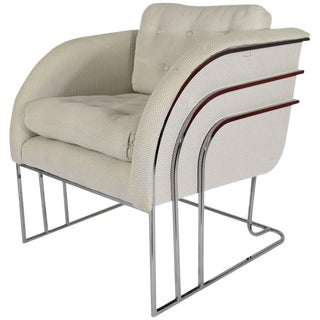 Milo Baughman for Thayer Coggin Lounge Chair