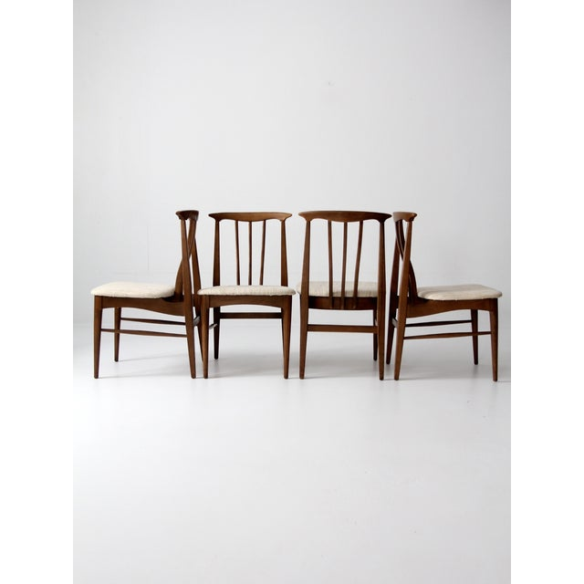 Mid-Century Danish Dining Chairs - Set of 6 - Image 5 of 11