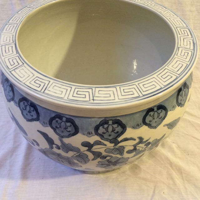 Vintage Chinoiserie Cachepot - Image 3 of 6