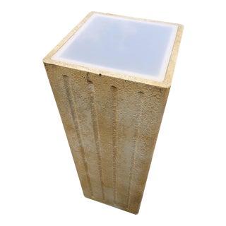 Lighted Display Pedestal MCM