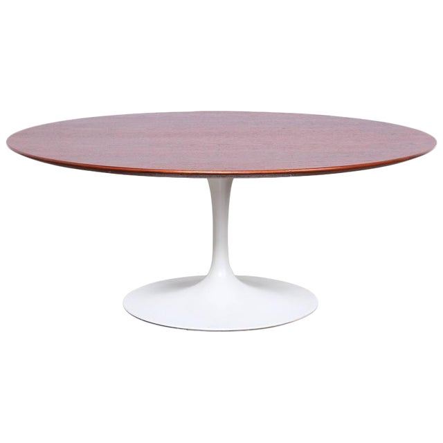 Teak Coffee Table by Eero Saarinen - Image 1 of 10