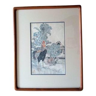 Japanese Woodblock Print by Toshikata or Kunisada