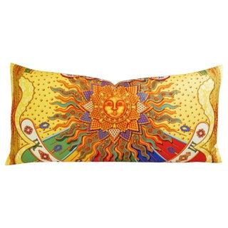 """Designer Hermes """"Carpe Diem"""" Joachim Metz Pillow"""