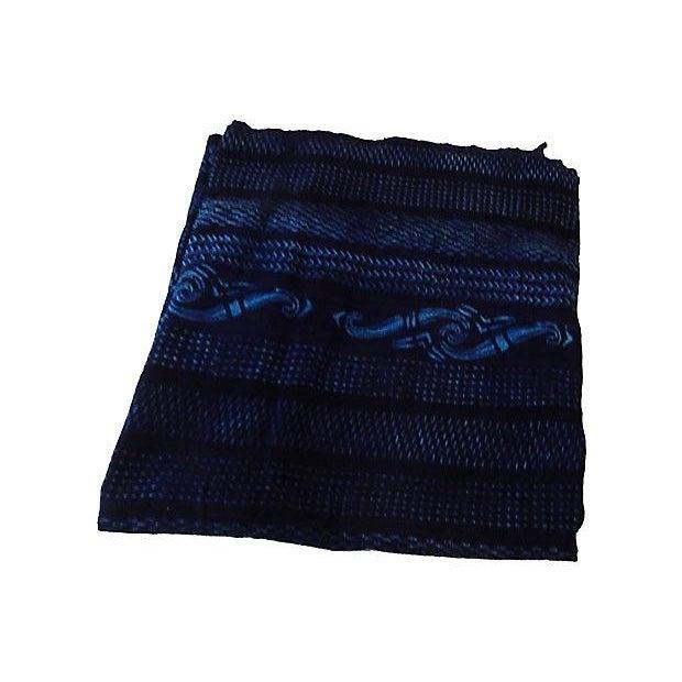 Image of Indigo Mali Textiles - A Pair