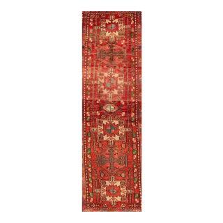 "Apadana - Vintage Persian Heriz Rug, 2'4"" x 8'7"""