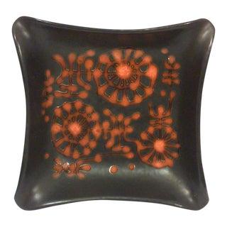 Mid Century Sascha Brastoff Ceramic Decorative Dish