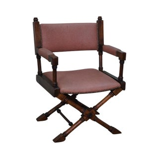 X-Base Vintage Director's Armchair