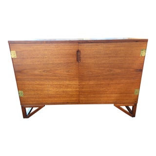 Svend Langkilde Danish Modern Teak Chest