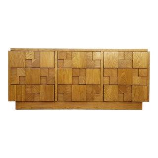 1970's Lane 9-Drawer Dresser