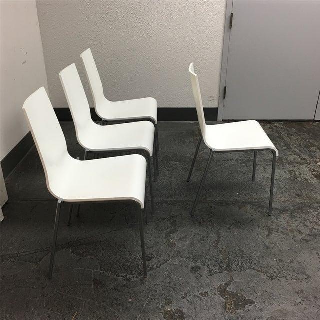 Ligne Roset Zoe Chairs - 4 - Image 4 of 8