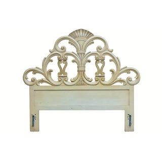 French Style Queen Size Headboard