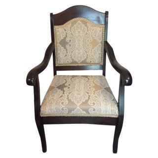 Restored Antique Armchair