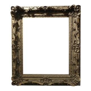 19th Century Carved Gilt Wood Frame