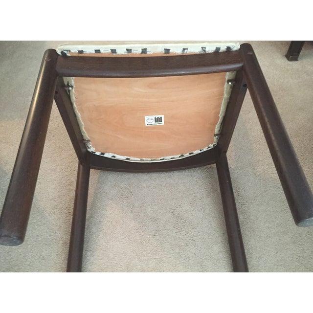 2 Mid-Century Danish Chairs -Mobelfabrik - Image 6 of 8