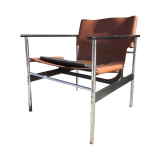 Charles Pollok for Knoll Sling Chair