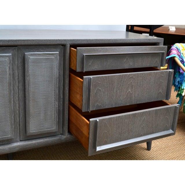 Century Furniture of Distinction Gray Finish Credenza - Image 2 of 7