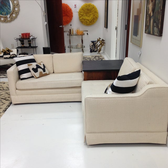 Mid Century Sectional Sofa - Image 5 of 10