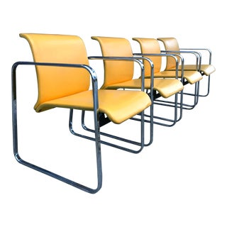 Peter Protzman for Herman Miller Arm Chairs - Set of 4