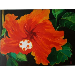Tangerine Dream Oil Painting