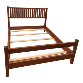 Thos. Moser New Century Cherry Queen Bed