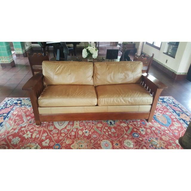 Stickley Queen Sleeper Sofa Chairish