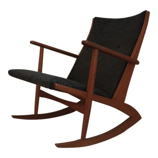 Georg Jensen Danish Rocking Chair