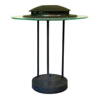 Art Deco Style Glass Desk Lamp