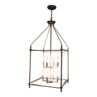 Quoizel Chandelier Modified