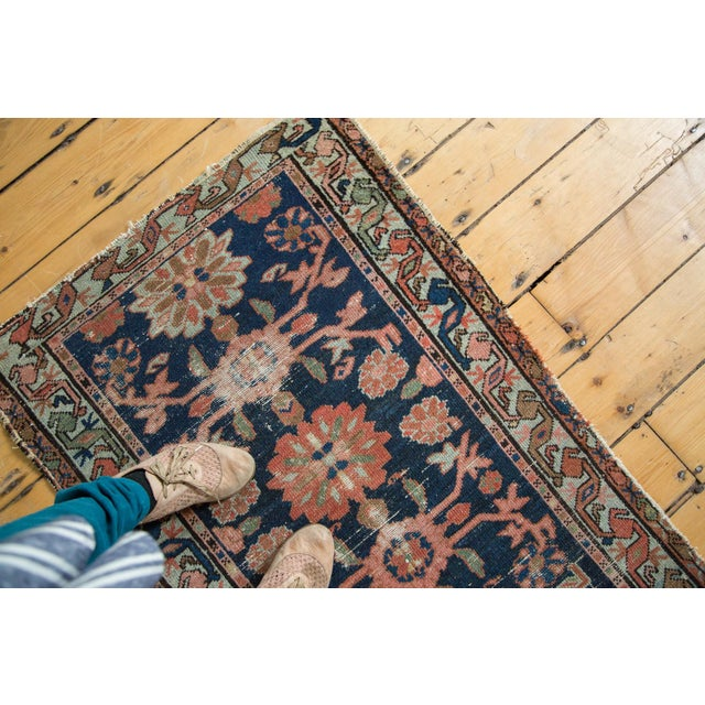 "Distressed Antique Lilihan Rug - 2'4"" x 3'7"" - Image 7 of 7"