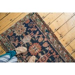 "Image of Distressed Antique Lilihan Rug - 2'4"" x 3'7"""