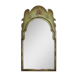 1920s Italian Pagoda Chippendale Mirror