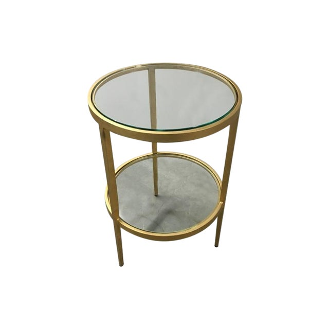 Studio a Two-Tiered Side Table - Image 1 of 5