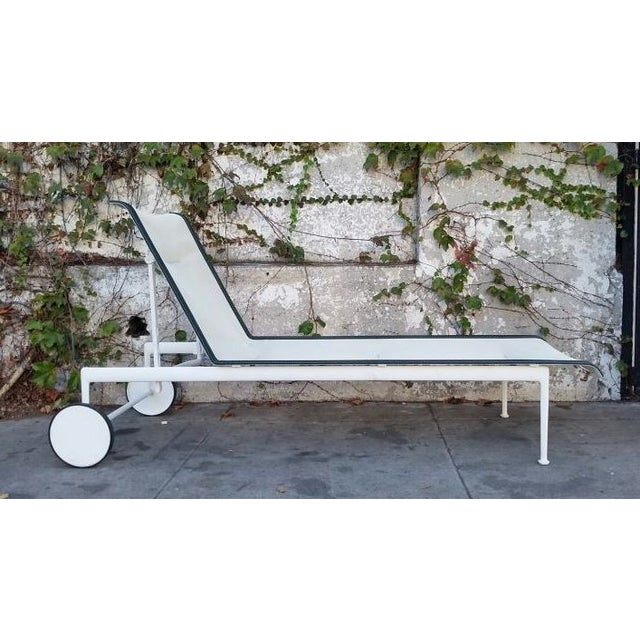 Richard Schultz Knoll Outdoor Chaise Lounge - Image 2 of 4