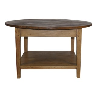 American Pine Coffee Table