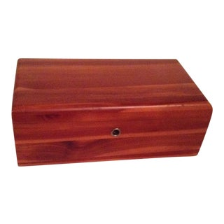 Lane Cedar Wood Box