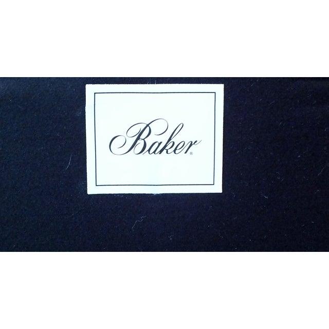 Image of Baker Thomas Pheasant Tufted Upholstered Bench