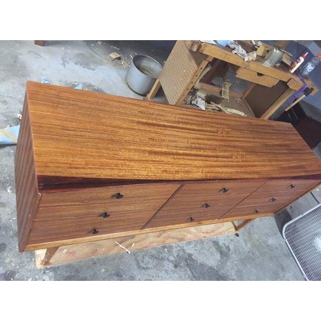 Mid-Century Mahogany Lane Dresser - Image 3 of 8