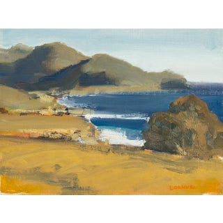 """The Monterey Coast"" Painting"