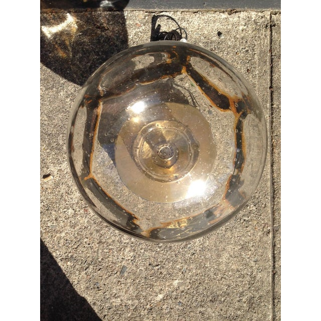 Murano Glass Table Lamp - Image 4 of 5