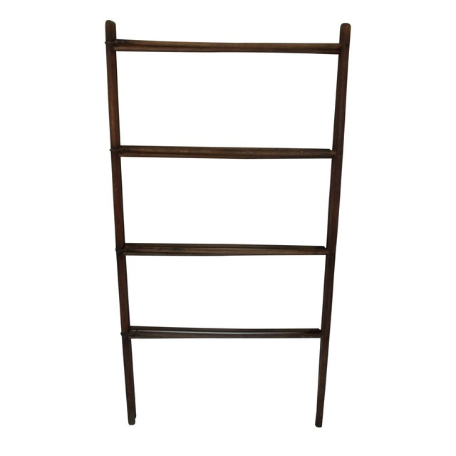 Antique Colonial Oak Drying Rack - Image 3 of 6