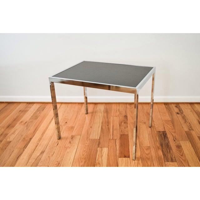 Image of Mid-Century Design Institute America End Table