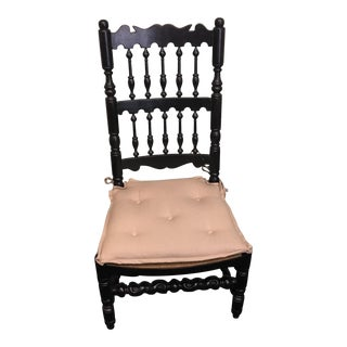 Charles Pollock Spindleback Side Chair