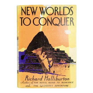 1929 'New Worlds to Conquer' Book