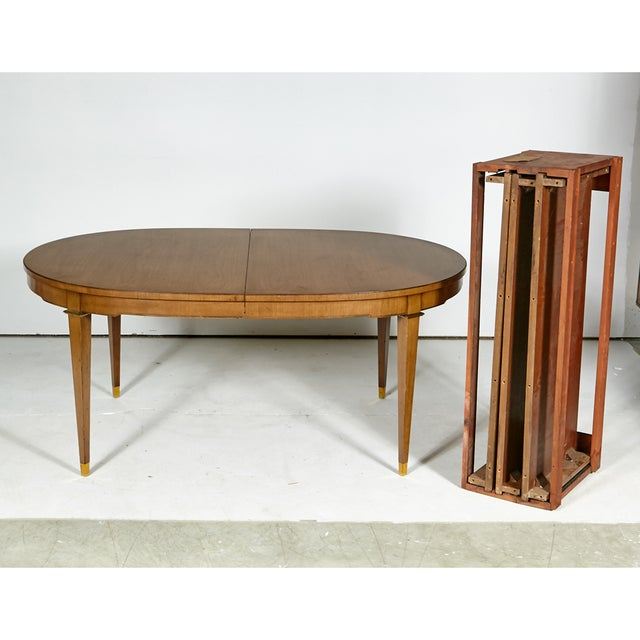 Image of John Widdicomb Banquet Dining Room Table
