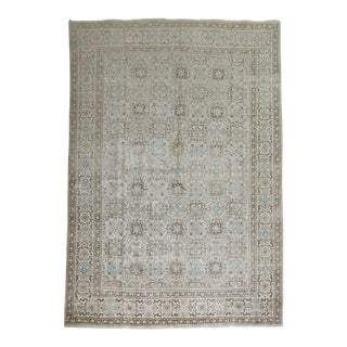 Vintage Shabby Chic Persian Malayer Rug, 8'1'' x 11'8''