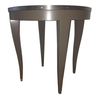 Donghia Classic Olive Side Table